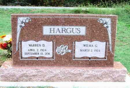 HARGUS, WARREN DAY - Howell County, Missouri | WARREN DAY HARGUS - Missouri Gravestone Photos