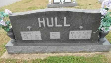 HULL, JOSEPH SEYMORE - Howell County, Missouri | JOSEPH SEYMORE HULL - Missouri Gravestone Photos