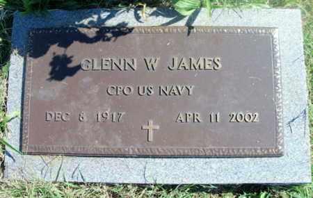 JAMES, GLENN W. - Howell County, Missouri | GLENN W. JAMES - Missouri Gravestone Photos