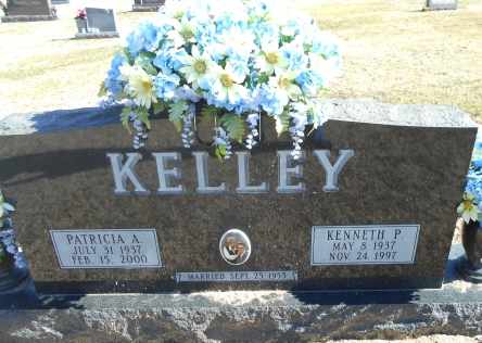 KELLEY, KENNETH P. - Howell County, Missouri | KENNETH P. KELLEY - Missouri Gravestone Photos