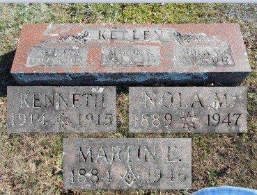 KELLEY, NOLA MAE - Howell County, Missouri | NOLA MAE KELLEY - Missouri Gravestone Photos