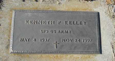 KELLEY (VETERAN), KENNETH P. - Howell County, Missouri | KENNETH P. KELLEY (VETERAN) - Missouri Gravestone Photos