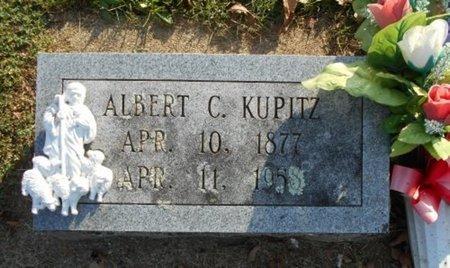 KUPITZ, ALBERT CHARLES - Howell County, Missouri | ALBERT CHARLES KUPITZ - Missouri Gravestone Photos
