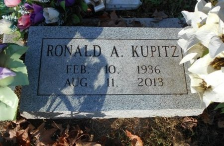 KUPITZ, RONALD A. - Howell County, Missouri | RONALD A. KUPITZ - Missouri Gravestone Photos
