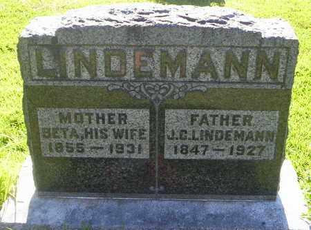 LINDEMANN, BETA - Howell County, Missouri | BETA LINDEMANN - Missouri Gravestone Photos
