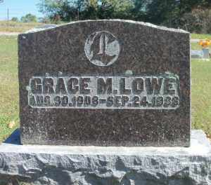 STEPHENSON LOWE, GRACE MARIE - Howell County, Missouri | GRACE MARIE STEPHENSON LOWE - Missouri Gravestone Photos