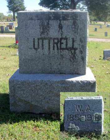 LUTTRELL, WILLIAM A. - Howell County, Missouri | WILLIAM A. LUTTRELL - Missouri Gravestone Photos