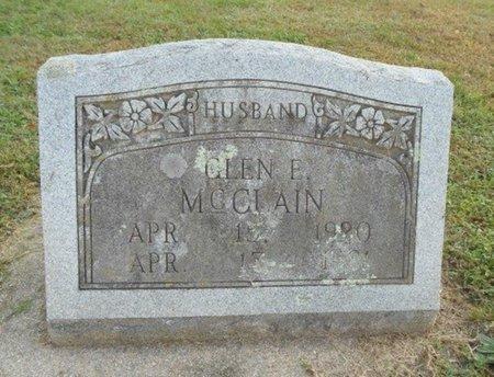 MCCLAIN, GLEN E. - Howell County, Missouri | GLEN E. MCCLAIN - Missouri Gravestone Photos