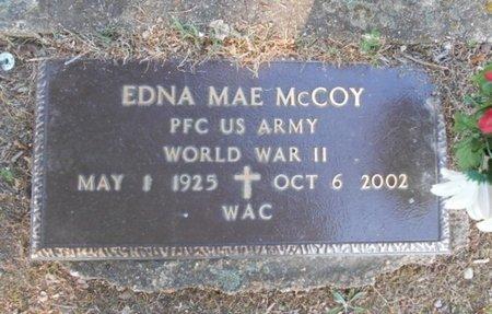 MCCOY, EDNA MAE VETERAN WWII - Howell County, Missouri | EDNA MAE VETERAN WWII MCCOY - Missouri Gravestone Photos