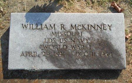 MCKINNEY, WILLIAM RABE VETERAN WWI - Howell County, Missouri | WILLIAM RABE VETERAN WWI MCKINNEY - Missouri Gravestone Photos