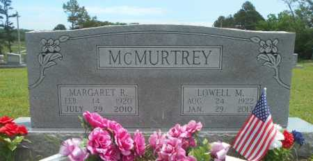 MCMURTREY, LOWELL MCKINLEY - Howell County, Missouri | LOWELL MCKINLEY MCMURTREY - Missouri Gravestone Photos