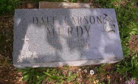 MURDY, DALE CARSON - Howell County, Missouri | DALE CARSON MURDY - Missouri Gravestone Photos