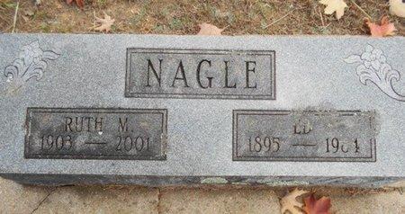 NAGLE, ED - Howell County, Missouri | ED NAGLE - Missouri Gravestone Photos