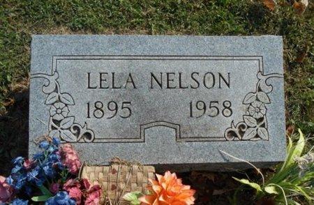 NELSON, LELA - Howell County, Missouri | LELA NELSON - Missouri Gravestone Photos