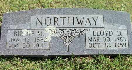 HERRMANN NORTHWAY, BIRDIE MAE - Howell County, Missouri | BIRDIE MAE HERRMANN NORTHWAY - Missouri Gravestone Photos