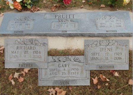 PRUITT, IRENE MAE - Howell County, Missouri   IRENE MAE PRUITT - Missouri Gravestone Photos