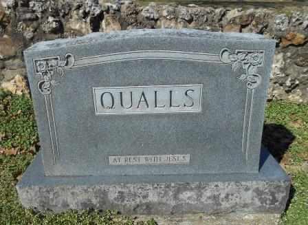 QUALLS, FAMILY PLOT - Howell County, Missouri | FAMILY PLOT QUALLS - Missouri Gravestone Photos