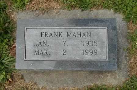 REAVIS, FRANK MAHAN - Howell County, Missouri   FRANK MAHAN REAVIS - Missouri Gravestone Photos