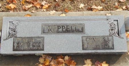 REPPELL, CHARLES L., SR. - Howell County, Missouri | CHARLES L., SR. REPPELL - Missouri Gravestone Photos