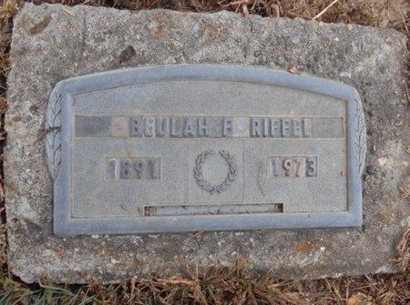 ADAMS GOULD, BEULAH FERRELL - Howell County, Missouri | BEULAH FERRELL ADAMS GOULD - Missouri Gravestone Photos