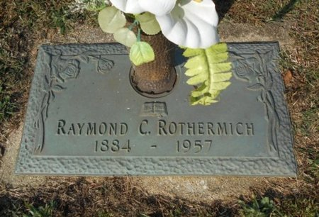 ROTHERMICH, RAYMOND CHARLES - Howell County, Missouri | RAYMOND CHARLES ROTHERMICH - Missouri Gravestone Photos