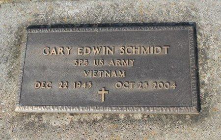 SCHMIDT, GARY EDWIN VETERAN VIETNAM - Howell County, Missouri   GARY EDWIN VETERAN VIETNAM SCHMIDT - Missouri Gravestone Photos