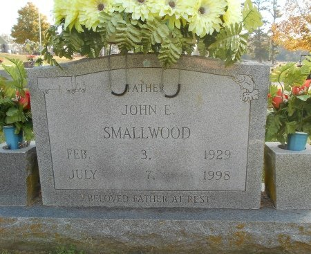 SMALLWOOD, JOHN EUGENE - Howell County, Missouri | JOHN EUGENE SMALLWOOD - Missouri Gravestone Photos
