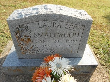 SMALLWOOD, LAURA LEE - Howell County, Missouri | LAURA LEE SMALLWOOD - Missouri Gravestone Photos