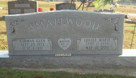 SMALLWOOD, NORMAN GLEN - Howell County, Missouri | NORMAN GLEN SMALLWOOD - Missouri Gravestone Photos