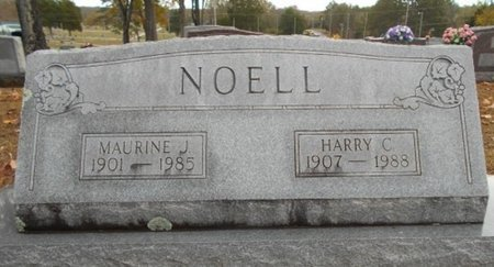 NOELL, HARRY C. - Howell County, Missouri | HARRY C. NOELL - Missouri Gravestone Photos