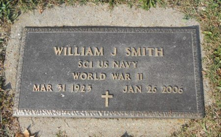 SMITH, WILLIAM J. VETERAN WWII - Howell County, Missouri | WILLIAM J. VETERAN WWII SMITH - Missouri Gravestone Photos