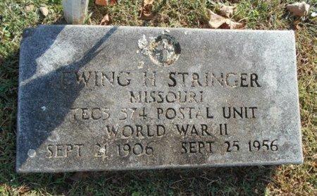 STRINGER, EWING HERBERT VETERAN WWII - Howell County, Missouri | EWING HERBERT VETERAN WWII STRINGER - Missouri Gravestone Photos
