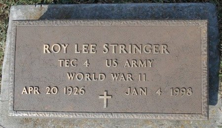 STRINGER, ROY LEE VETERAN WWII - Howell County, Missouri | ROY LEE VETERAN WWII STRINGER - Missouri Gravestone Photos