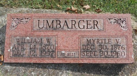UMBARGER, MYRTLE VIOLA - Howell County, Missouri | MYRTLE VIOLA UMBARGER - Missouri Gravestone Photos