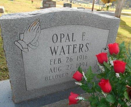 WATERS, OPAL E. - Howell County, Missouri   OPAL E. WATERS - Missouri Gravestone Photos