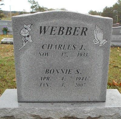 WEBBER, BONNIE SUE - Howell County, Missouri | BONNIE SUE WEBBER - Missouri Gravestone Photos
