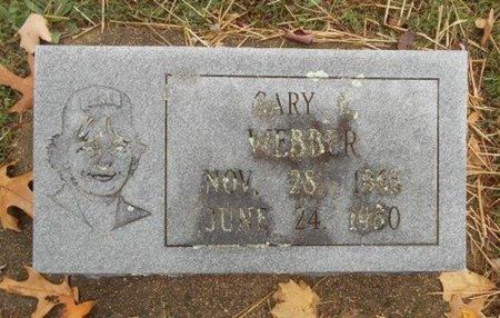 WEBBER, GARY LYNN - Howell County, Missouri | GARY LYNN WEBBER - Missouri Gravestone Photos