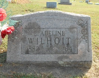 WILHOIT, ERA ADELINE - Howell County, Missouri | ERA ADELINE WILHOIT - Missouri Gravestone Photos