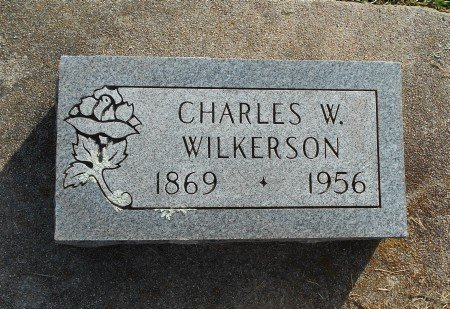 WILKERSON, CHARLES WILLIAM - Howell County, Missouri | CHARLES WILLIAM WILKERSON - Missouri Gravestone Photos