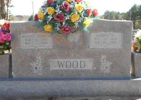 WOOD, HARVEY N. - Howell County, Missouri | HARVEY N. WOOD - Missouri Gravestone Photos