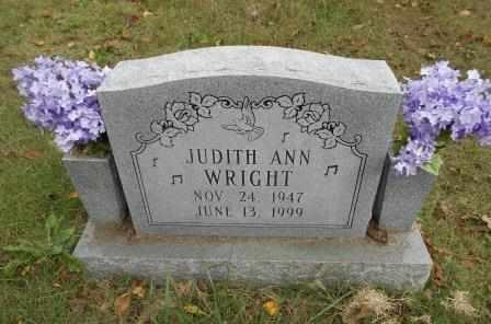 WRIGHT, JUDITH ANN - Howell County, Missouri | JUDITH ANN WRIGHT - Missouri Gravestone Photos