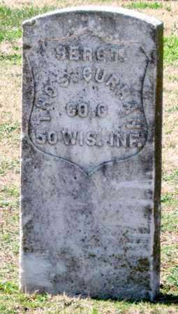 CURRAH, THOMAS VETERAN CW - Jasper County, Missouri | THOMAS VETERAN CW CURRAH - Missouri Gravestone Photos