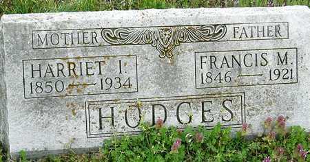 HODGES, FRANCIS MARION - Jasper County, Missouri | FRANCIS MARION HODGES - Missouri Gravestone Photos