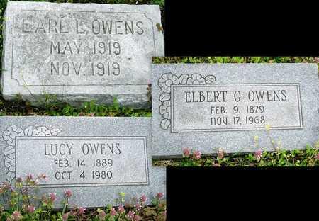 "OWENS, LOUCINDA FLORENCE ""LUCY"" - Jasper County, Missouri   LOUCINDA FLORENCE ""LUCY"" OWENS - Missouri Gravestone Photos"