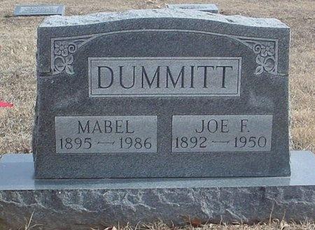 "DUMMITT, JOSEPH FLOYD ""JOE"" - Lawrence County, Missouri | JOSEPH FLOYD ""JOE"" DUMMITT - Missouri Gravestone Photos"