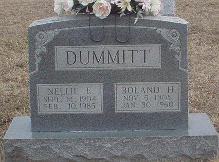 "DUMMITT, ROLAND H. ""PETE"" - Lawrence County, Missouri   ROLAND H. ""PETE"" DUMMITT - Missouri Gravestone Photos"