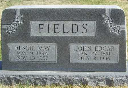 FIELDS, BESSIE MAY - Lawrence County, Missouri | BESSIE MAY FIELDS - Missouri Gravestone Photos