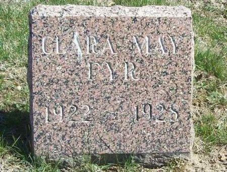 FYR, CLARA MAY - Lawrence County, Missouri | CLARA MAY FYR - Missouri Gravestone Photos