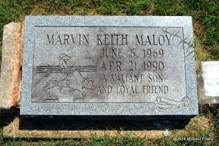 MALOY, MARVIN KEITH - Lawrence County, Missouri   MARVIN KEITH MALOY - Missouri Gravestone Photos