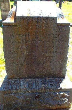 MOODY MOTLEY, AMANDA - Lawrence County, Missouri | AMANDA MOODY MOTLEY - Missouri Gravestone Photos